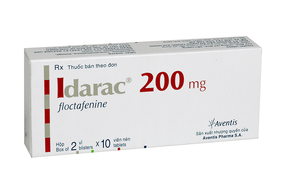 Thuốc Idarac là thuốc gì? Tác dụng của thuốc Idarac ra sao