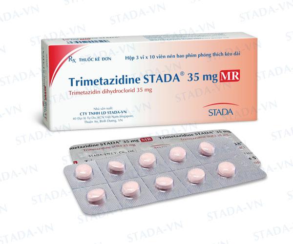 Tác dụng của thuốc trimetazidine là gì?