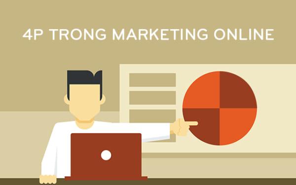 Mô hình 4P trong Marketing là gì? Tìm hiểu về mô hình 4P