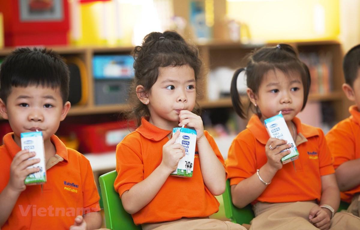 Sữa Vinamilk phù hợp với mọi lứa tuổi