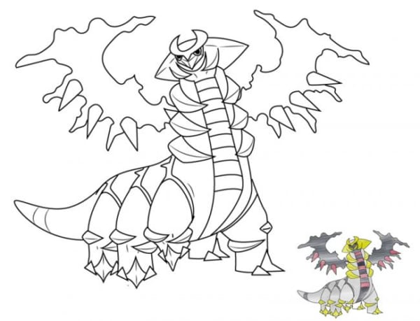 vẽ pokemon huyền thoại