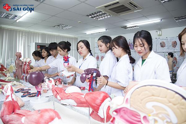 Cao đẳng Y Dược Sài Gòn có tốt không?