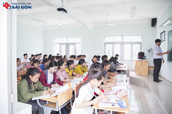 Cao đẳng Y Dược Sài Gòn